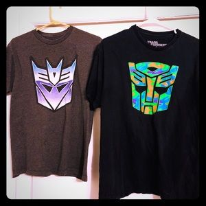 Other - Transformers T-shirt Bundle